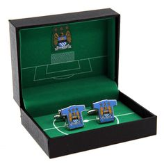 Metal Cufflinks Shirt Shape Design Approx 20mm X 15mm In A Gift Box Official Licensed Product Product model: m04cshmc Uk Football, Shape Design, Manchester City, Cufflinks, Gifts, British Football, Presents, Wedding Cufflinks, Favors
