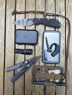 EDC collection #EDC #EveryDayCarry