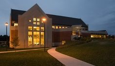Dordt's Campus Center