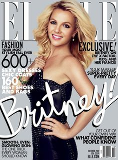 Britney Spears - October 2012 Elle US