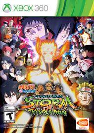Naruto Shippuden: Ultimate Ninja Storm Revolution for Xbox 360   GameStop