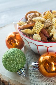For anyone that loves homemade chex mix plus creole and spicy flavors, check out the recipe for Chex Cajun Kick. It's our current salty snack favorite