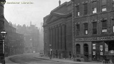 Old Corn Exchange, Hanging Ditch, Manchester, 1895