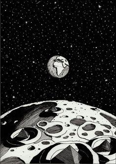 Moon by KlimEastwood on DeviantArt