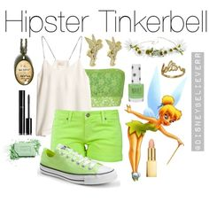 Hipster Tinkerbell                                                                                                                                                     More