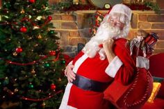 Even though Santa gives us plenty of cute little and big gifts for Christmas, did you ever think of giving Santa a gift as a Thank You? Christmas And New Year, Christmas Presents, Christmas Time, Celebrating Christmas, Christmas Parties, Father Christmas, Merry Christmas, Easy Weight Loss, Healthy Weight Loss