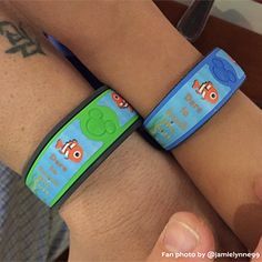 Decals by My Fantasy Bands to decorate your Disney MagicBands  Magic Bands