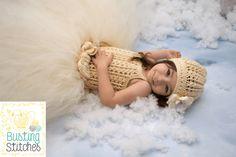 Winter Princess Dress - Busting Stitches