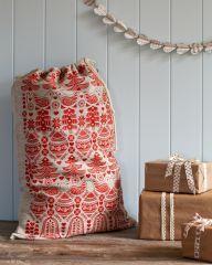 Santa Sack - the original pop-up shop