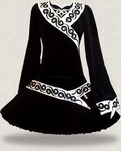 Doire Dress Designs - Unique Irish Dance Dress Designs