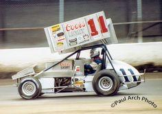 Sprint Car Racing, Dirt Track Racing, Auto Racing, Old Race Cars, Vintage Race Car, Paint Schemes, Bobs, King, Off Road Racing