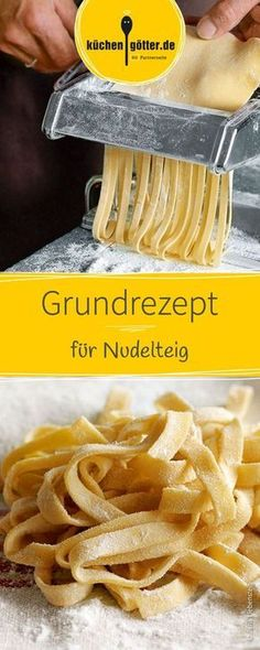 Grundrezept Nudelteig Homemade pasta like in Italy! This basic recipe makes it possible! Related posts: Original Italian pizza dough – The basic recipe Original Italian pizza dough – The basic recipe Basic Vegan Pizza Dough Noodle Recipes, Pizza Recipes, Lunch Recipes, Fall Recipes, Cooking Recipes, Cooking Pork, Pork Chop Recipes, Salmon Recipes, Italian Recipes