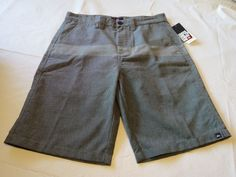 Quiksilver Lined 21 men's shorts KVJ3 surf casual NEW AQYWS03058 NWT 33 #Quiksilver #shorts