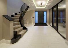 5 bedroom house for sale in Newberries Avenue, Radlett, Hertfordshire - Rightmove. Home Stairs Design, House Design, New Homes For Sale, Property For Sale, Hallway Inspiration, Hallway Ideas, House Plans Uk, Modern Properties, Wooden Steps