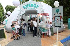 #WiredNextFest - EnergYnnovation Circus #events #GDFSUEZ #milano
