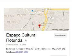 Projeto Rotunda - Teatro, Coral e Curso Técnico (SATED)