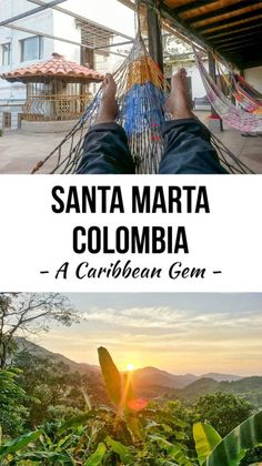 While the town may not be as popular as neighboring Cartagena, that doesn't mean that there aren't many fun things to do in Santa Marta Colombia as well. Machu Picchu, Ecuador, Backpacking South America, South America Travel, North America, Places To Travel, Travel Destinations, Places To Visit, Peru