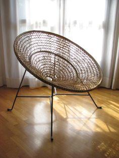 Nassa chair, Eugenia Minerva design