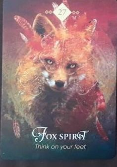 Fox spirit guide