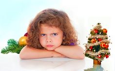 Holiday Christmas  Colorful Child Wallpaper