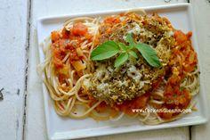 Cauliflower Parmesan | Fork and Beans