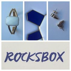 "New Dreamy Realist Fashion Blog Post ""Rockin' out with Rocksbox!"" click the link for my review of this amazing jewelry subscription box and don't forget to subscribe! https://dreamyrealistfashion.wordpress.com/2015/02/19/rockin-out-with-rocksbox/"