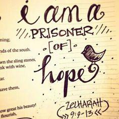 Bible Journaling Bible Study Journal, Art Journaling, Bible Art, Prison, Hand Lettering, Faith, Books, Doodles, Inspiration
