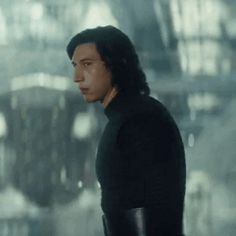 Yep, when the vulnerability of the 'villain' is breathtakingly attractive. #bensolo #kyloren #bendemption