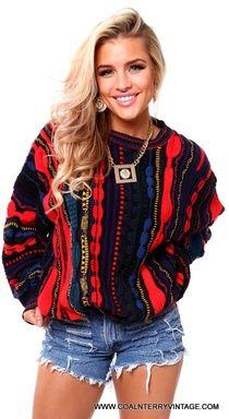 cosby sweater.......loveeeeee !