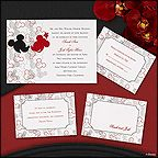 Mickey's Love Let the kid in you shine through with this fun Mickey and Minnie Mouse shimmer invitation. KG51A1N-73
