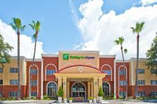 Official site of Holiday Inn Express Clearwater East - Icot Center. Stay Smart, rest, and recharge at Holiday Inn Express - Best Price Guarantee. Clearwater Florida, Photo Credit, Mansions, House Styles, Holiday, Places, Vacations, Manor Houses, Villas