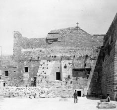 Bethlehem, Israel - Church of the Nativity1