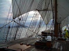 "NVe ""Cisne Branco""  - Cabo Horn"