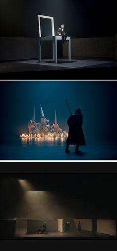 Macbeth- W.Shakespeare Traduction Jean-Michel Déprats Mise en scène, scénographie et costumes Laurent Pelly