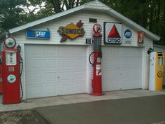 gas station garages | Todd's Gas Station Garage