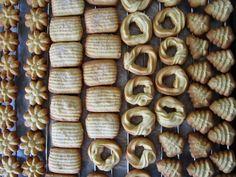 Pastas de mantequilla (Dinamarca)