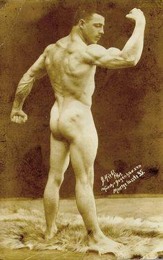 Bruce Hiebl, Berlin, Germany 1919