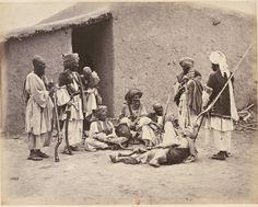 Residents of Peshawar