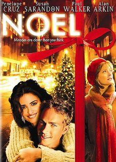 Noel - one of my favorite Christmas movies with Susan Sarandon and Paul Walker