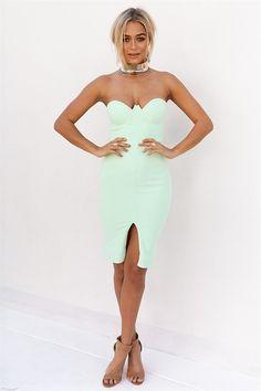 Zest Strapless Dress - Dresses by Sabo Skirt Sabo Skirt, Outfit Goals, Summer Looks, Formal Dresses, Wedding Dresses, Pretty Dresses, Party Wear, Casual Wear, Dresses Online