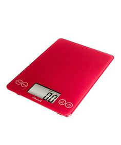 Look At This Escali Retro Red Arti 15 Lb. Digital Kitchen Scale On #