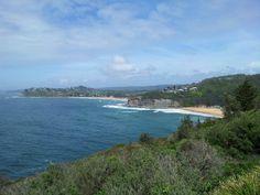 Newport and Bilgola beaches, Sydney