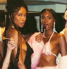 Pretty Black, Beautiful Black Women, Black Girls Rock, Black Girl Magic, Black Girl Swag, Photo Trop Belle, Pretty People, Beautiful People, Black Girl Aesthetic