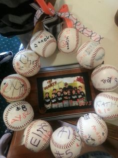 Baseball gifts for coach
