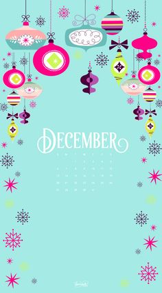 December2015PhoneWallpaper-DawnNicoleDesigns.jpg 740×1,334 pixeles