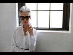Linda Rodin Talks Beauty & Style Secrets - YouTube