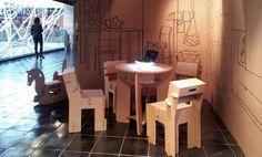 We Transform the House, stand y espacio expositivo para Asus