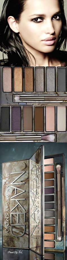 Urban Decay is launching a brand new Naked palette dedicated to smoky eyes. Mark your calendars—it hits stores in July!