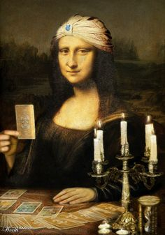Mona the fortune teller