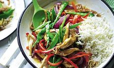 This is perfect for those days when you're craving a Chinese takeaway
